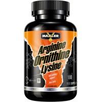 Arginine-Ornithine-Lysine (100капс)